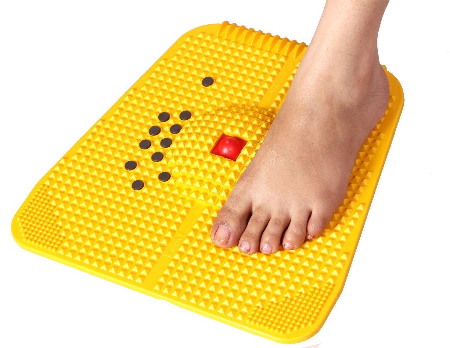 Acupressure Mat With Magnets Pyramids Healthions